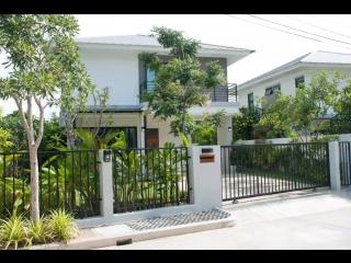 Новый 3-спальный дом в охраняемом Вилла комплексе The Seasons Bang Rak, Самуи.