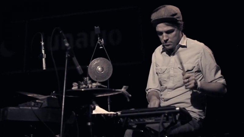Alexi Murdoch - Orange Sky (Live in Mexico City - Ordinary People)
