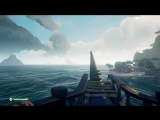 15 минут геймплея Sea Of Thieves. Чем заняться в игре.