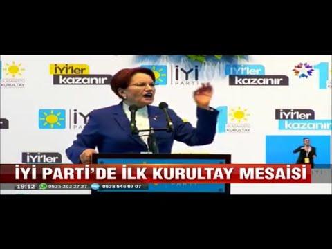 Meral Akşener kurultay konuşması Seni Erbakan hocanın soyadına muhtaç ettiren şey nedir