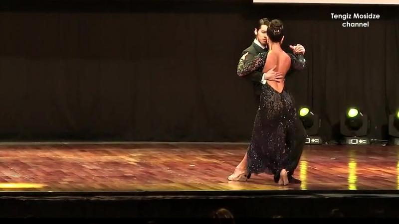 Mundial de Tango 2017. La Cumparsita. Axel Arakaki and Agostina Tarchini. Танго 2017.