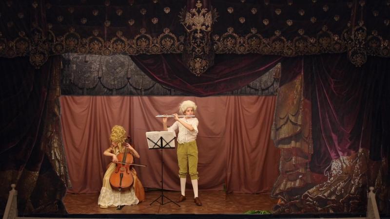 Моцарт и Примадонна