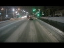 Авария на перекрестке Крауля Репина