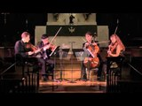Artosphere 2013 The Dover Quartet - SHOSTAKOVICH String Quartet No. 3 in F Major, Op 73