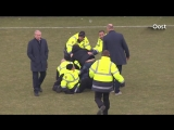 Fans Go Ahead Eagles vallen spelers De Graafschap aan