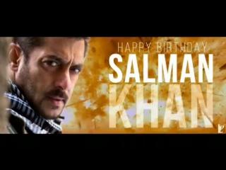 Happy Birthday, Salman Khan!