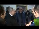 Путин встретился с инициативной группой граждан выразивших недоверие к ходу расследования пожара в торговом центре в Кемерово