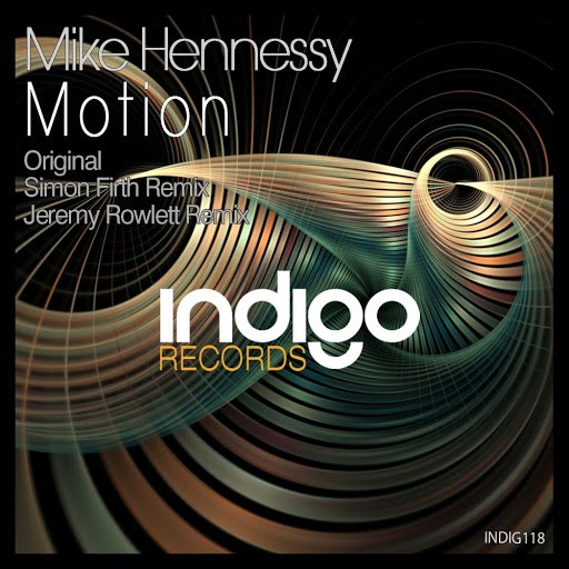 Mike Hennessy альбом Motions
