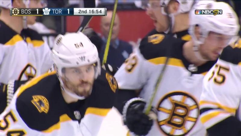 Boston Bruins vs Toronto Maple Leafs 16 04 2018 Round 1 Game 3 NHL Stanley Cup Playoffs 2018