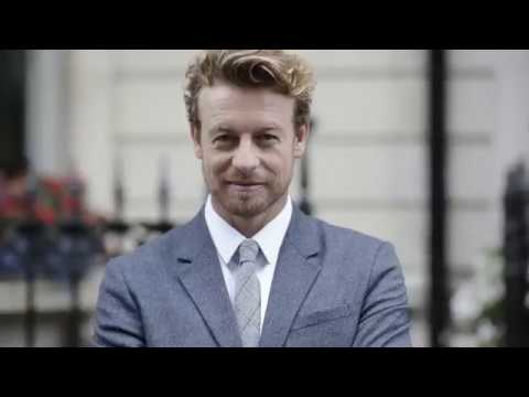 Simon Baker and the Longines Master Collection Blue Edition in London