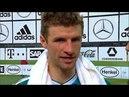 Thomas Müller im Interview nach Treffer gegen Spanien I Deutschland vs Spanien 1 1