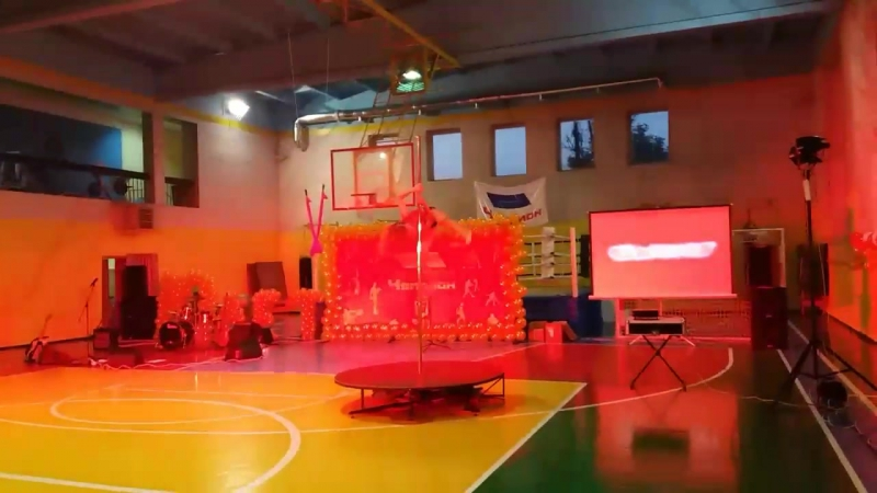 Оксана на 10 лет СК Чемпион