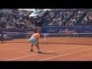 Fabio Fognini Hot Shot Barcelona 2015 vs Nadal