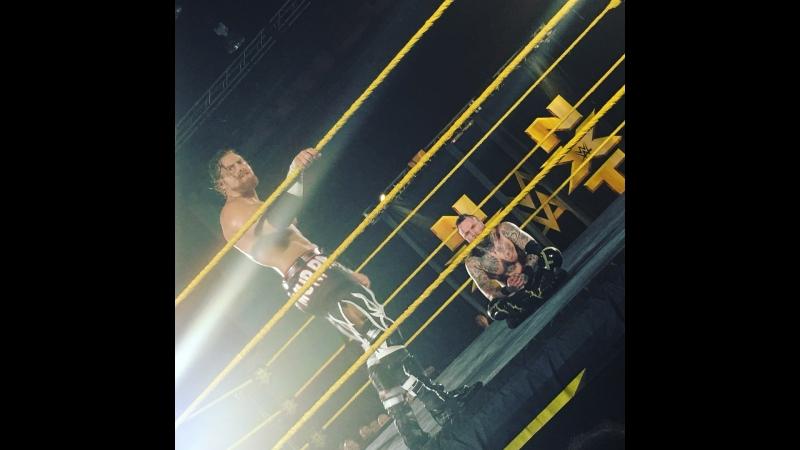 [F A D E T O B L ✕ C K] WWE NXT House Show, Tampa, Florida, 16/02/18