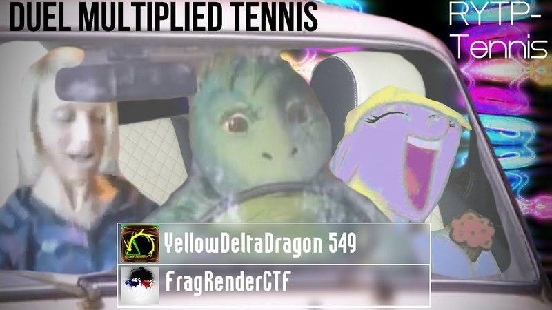 Ðuξl ஹultipliξd ௹litchξs | RYTP-Tennis