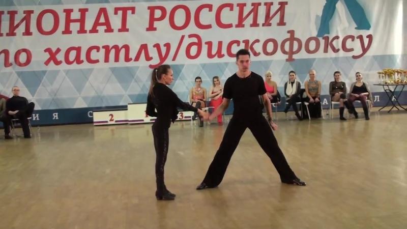 Павел Катунин - Екатерина Николаева | ЧР 2017 Fast