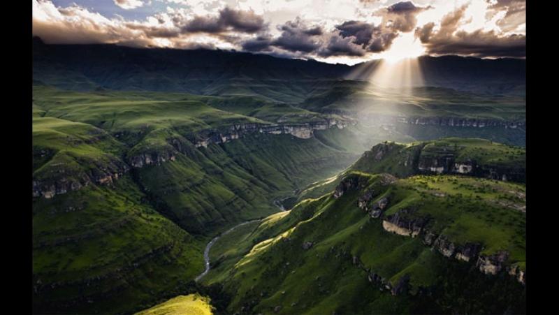 Красота нашей планеты.