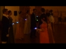 свечи в темноте - танец на акции ночь в музее Ильи Глазунова с ТК Кадриль