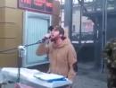 Парень красиво спел нашид в Москве