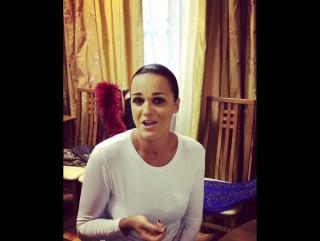 Певица Слава встала на защиту Ольги Бузовой