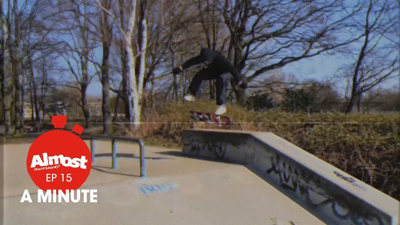 Almost A Minute EP15 Youness fun in the cold, Yuri's varian flip Almost Ambassador Phillip Ceja