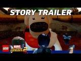 Story Trailer - LEGO Marvel Super Heroes 2 Game