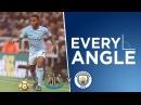 EVERY ANGLE RAHEEM STERLING Newcastle 0 1 Man City
