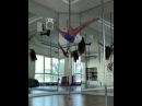 Pole Dance Связка для динамичного пилона Продвинутый уровень