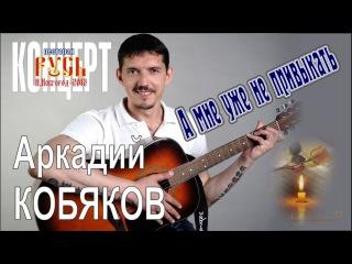 Аркадий КОБЯКОВ - А мне уже не привыкать (Н.Новгород, 2013)