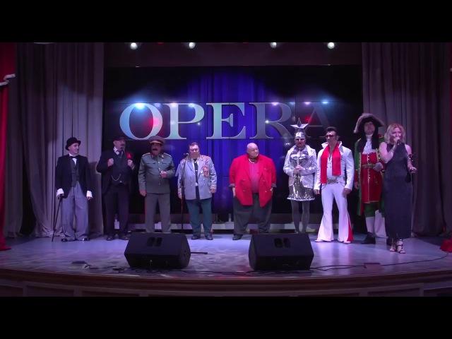 Разборки на конкурсе двойников в казино Опера, Минск