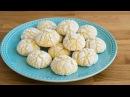 Апельсиновое Печенье Orange Crinkle Cookies Tanya Shpilko