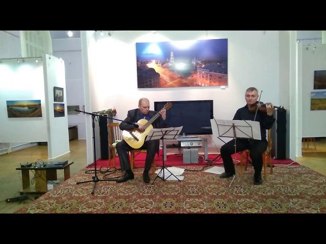 2. Zam2. Jose Luis Merlin Zamba del regreso de la Al Cristo de la Quebrada (para violín y guitarra)