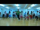 TAKAHIRO UENO 2012 Dance Class MusicMohombi - Dirty Situation ft. Akon