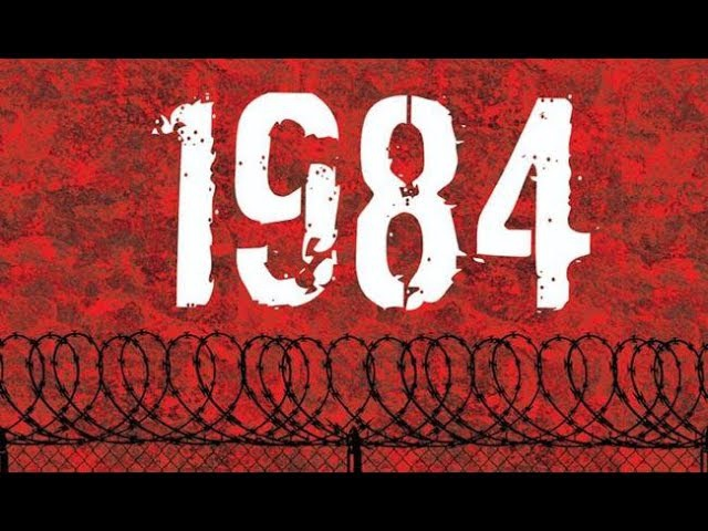 Джордж Оруэлл 1984 1 2 Аудиокнига
