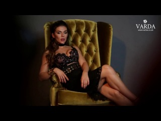 VARDA Ladies Club - Anna Sedokova Photoshoot
