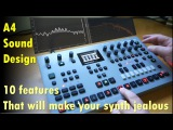 Tutorial Analog FourKeys Sound Design - 10 features that will make your synth jealous