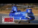 RC-Heli-Action Tandemhubschrauber CH-47 Chinook von Vario Helicopter
