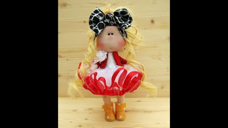 Реклама кукол своими руками 2