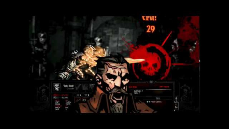 BEGONE THOT! (Darkest Dungeon)