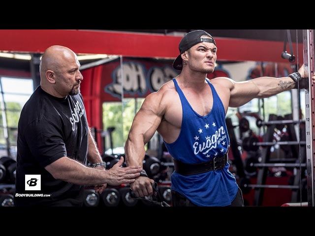 Phase 1: Eat Big Lift Heavy   FST-7: Big and Ripped Hany Rambod Jeremy Buendia