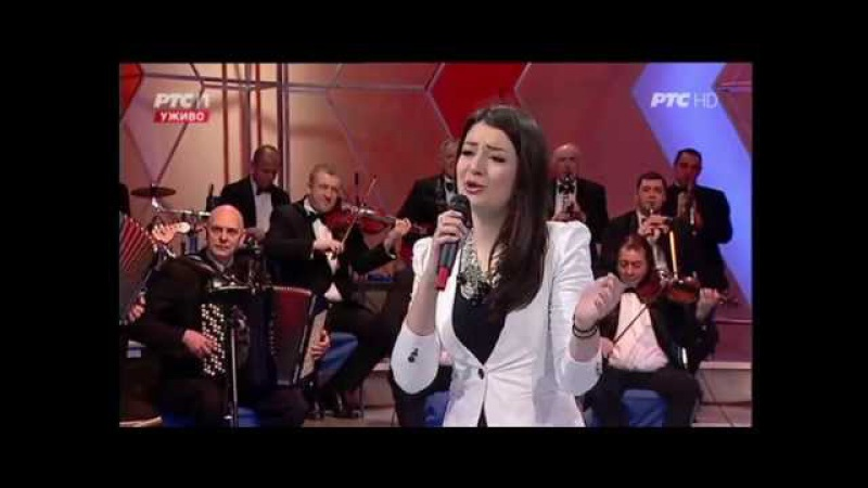 Danica Krstic-Usnila je dubok sanak