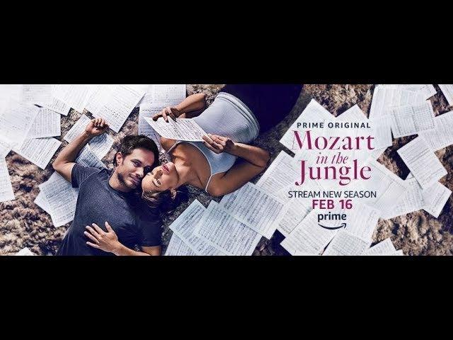 Моцарт в джунглях (4 сезон) - Русский Трейлер (2018)