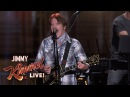 John Fogerty and Brad Paisley Perform Fortunate Son