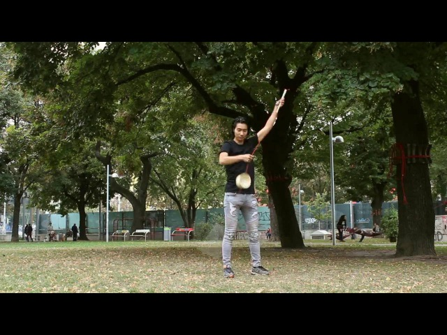 Advanced Diabolo Trick: Scrat´s Integral (Tutorial)
