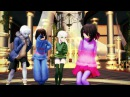 【MMD || Glitchtale】Bad ∞ End ∞ Night『Betty ♦ Frisk ♦ Sans ♦ Asriel ♦ Gaster ♦ Chara』