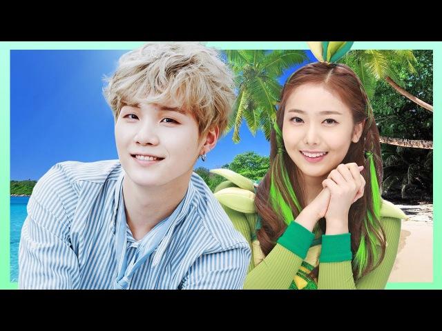 K-POP IDOLS JIMIN (BTS) TAEMIN (SHINEE) TOP (BIGBANG) JACKSON (GOT7) PO (BLOCK B) PREDEBUT VIDEOS Видео прослушивания Чимина, Тэ
