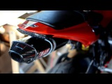Rhys Yoshimura RS-5 Carbon Exhaust
