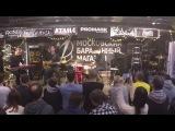 Игнат Кравцов. Барабанный мастер-класс 25.11.17 в Московском Барабанном Магазине МУЗИМПОРТ