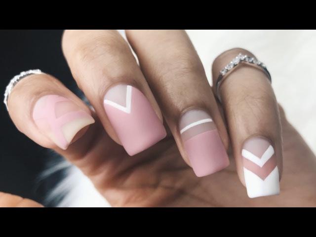 Mix and Match Nails   4 Nail Ideas!