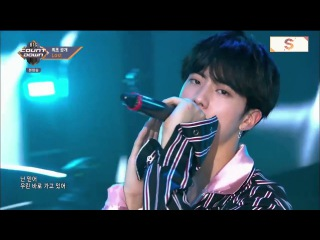 171012 BTS (방탄소년단) - LOST @ BTS Countdown